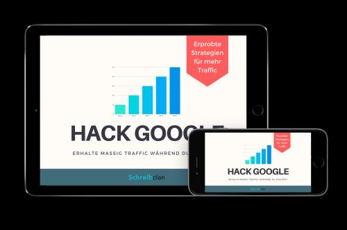 Hack Google Kurs